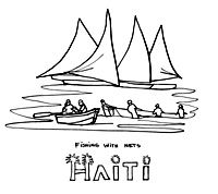flag of haiti coloring page - haiti coloring pages coloring pages