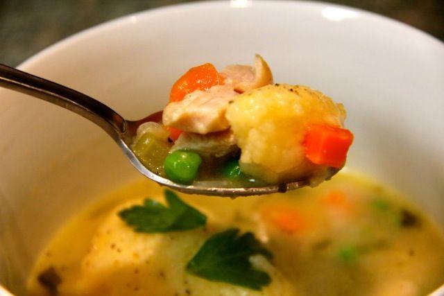 Turkey and Dumplings | Recipe