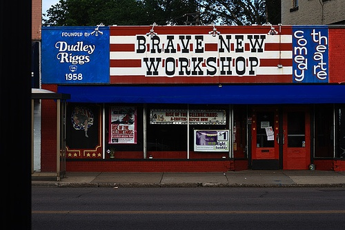 Brave new workshop minneapolis 824 hennepin ave founded by