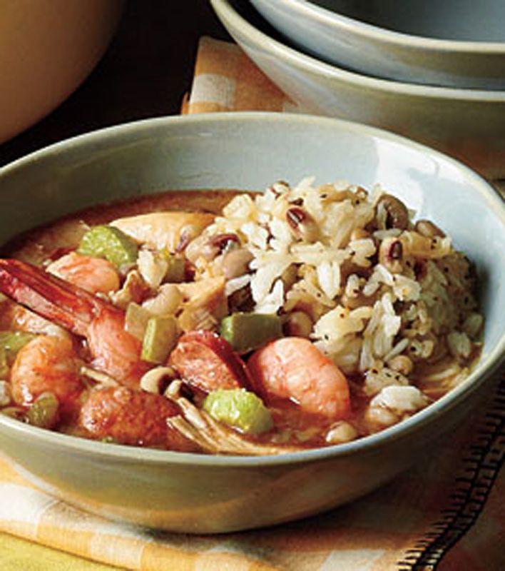 Hoppin' John | Southern, Cajun and Caribbean dishes | Pinterest