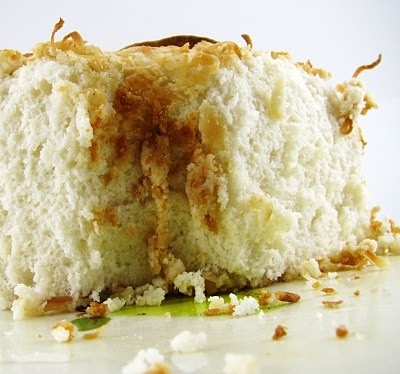 coconut angel food cake! Some amazing looking recipes on this site!!