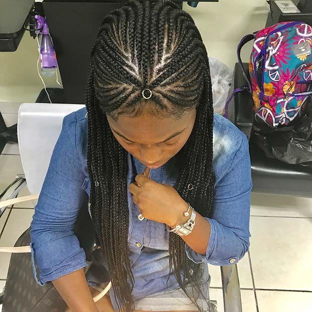 23 Trendy Ways to Rock African Braids