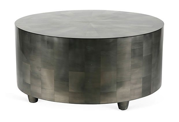Silver Coffee Table On Would Like To Try This With