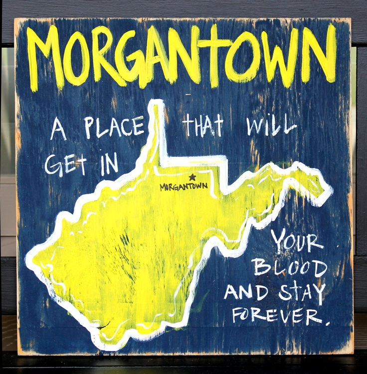 <3 Always a Mountaineer <3