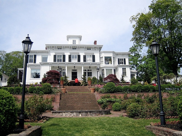 Helen Hayes Mansion Favorite Places Spaces Pinterest