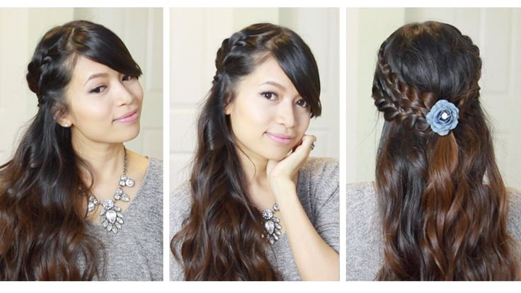 Holiday hairstyles from nexxus hair