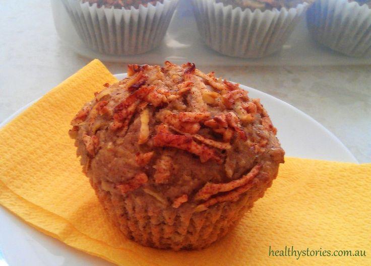 Apple pie muffins #RecipeReDux | Recipe