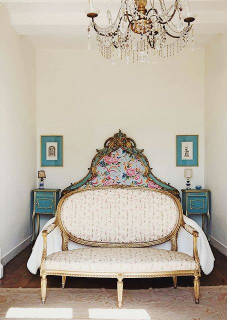 {décor inspiration | places : la socelière, the loire valley} by {this is glamorous}, via Flickr