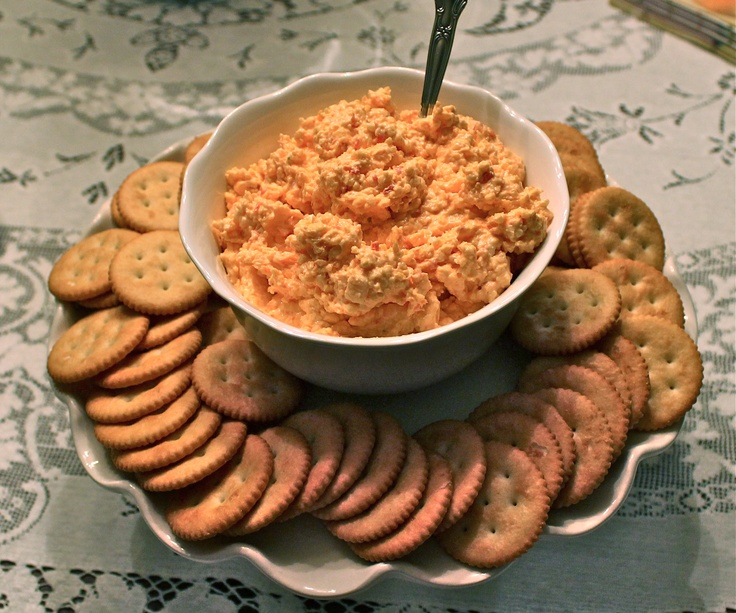Pimento Cheese Spread | Cheese spreads and cheese balls | Pinterest