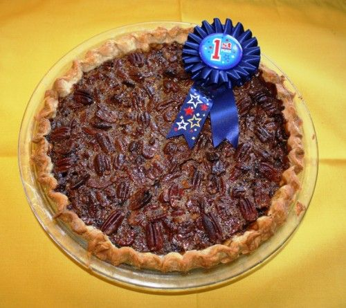 Blue Ribbon Coffee Toffee Pecan Pie | Made of Butter and Love | Pinte ...