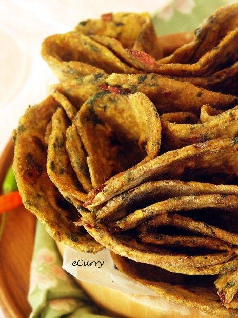Garlic Chard Roti/Flatbread | Bread | Pinterest