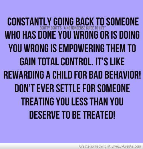 Dont Reward Bad Behavior Quotes. QuotesGram