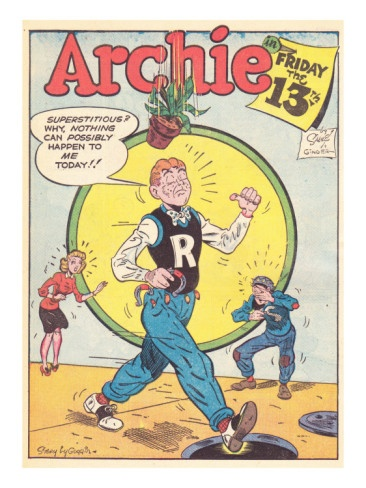 Archie in Friday the 1...