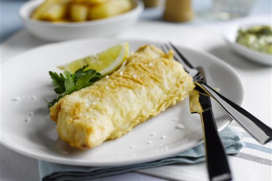Fish and chips with tartare sauce recipe | Favorite Recipes | Pintere ...