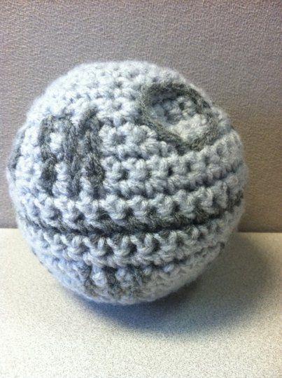 Death Star Amigurumi Pattern : Star Wars Death Star Amigurumi Pattern Knit And Crochet ...