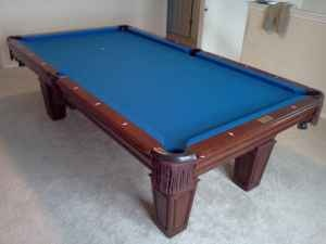 how to sell a pool table on craigslist