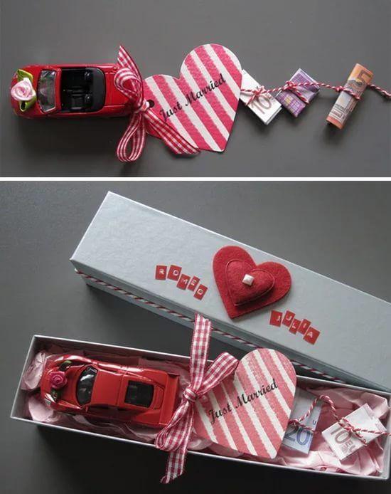 В чем красиво подарить подарок