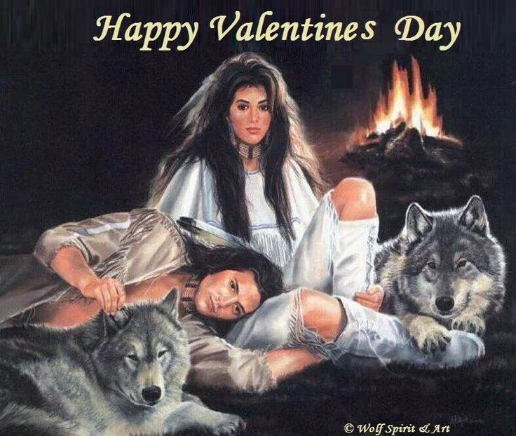 Happy valentines day | native american | Pinterest