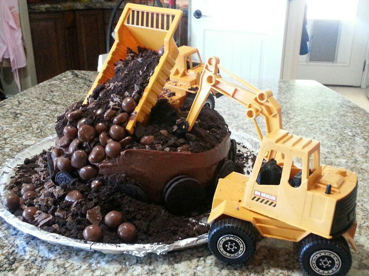 Dump Truck Cake Ideas 65800 Dump Truck Birthday Cake Birth