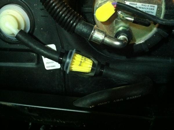 ranger polaris 700 fuel pump