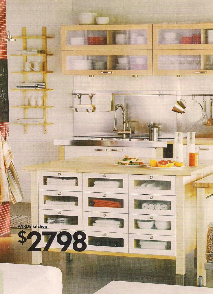 kitchen island overhead cabinets kitchen pinterest