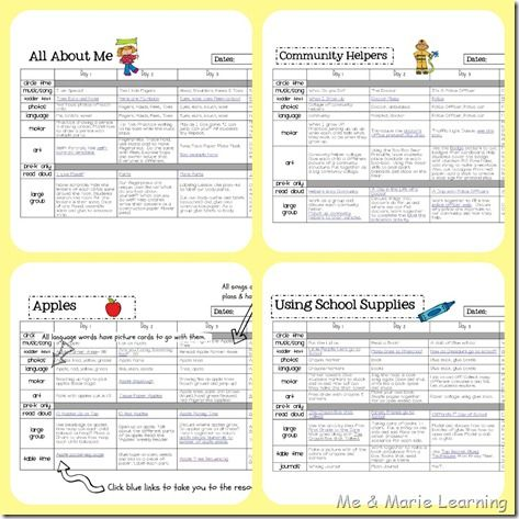 Lesson plans high scope pinterest for Ohio department of education lesson plan template
