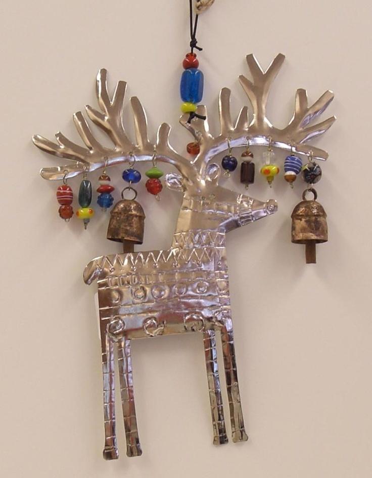 Rudolph Reindeeer Windchime Arizona Highways Arizona