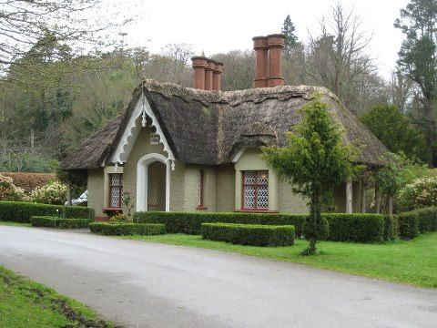 lovely irish cottage house plans pinterest