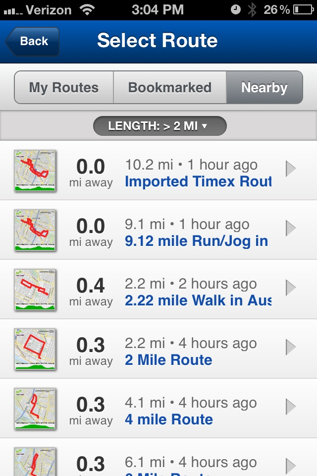 best gps running app for iphone free