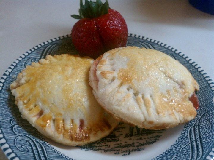 Strawberry Hand Pie. | PIE! | Pinterest