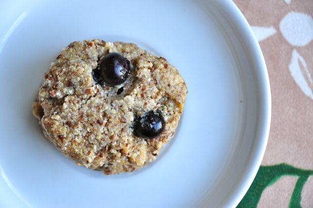 Blueberry-Almond-Flax Breakfast Cookies | Cooking & Baking | Pinterest