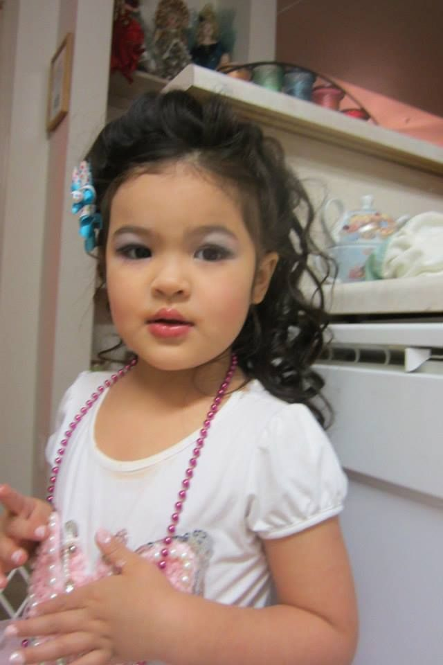 Know this is what a real Eurasian baby is supposed to look like and    Eurasian Baby