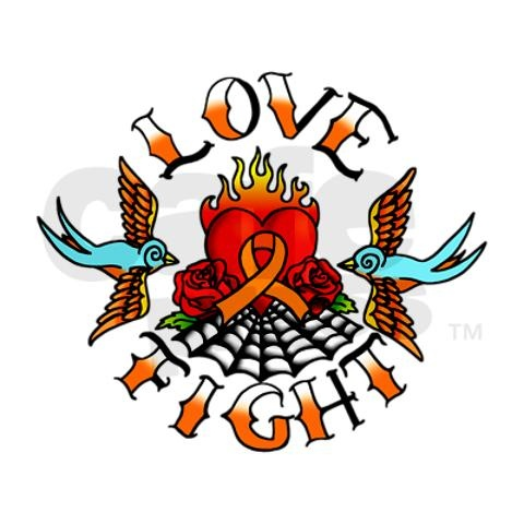 Awareness Ribbon Tattoo Designs