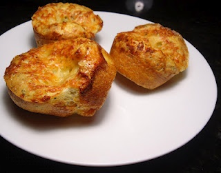 Hungry Teacher: Poppy Seed Popovers with Gruyere