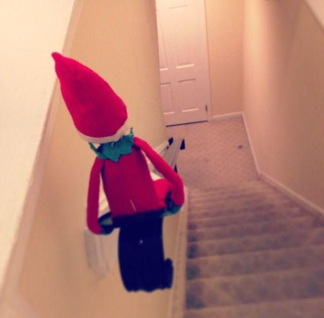 The Elf on the shelf | My Elf on the Shelf | Pinterest