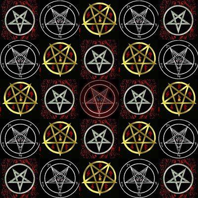 pentagrams   (Inverted) Pentagrams   Pinterest
