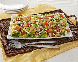 chopped salads