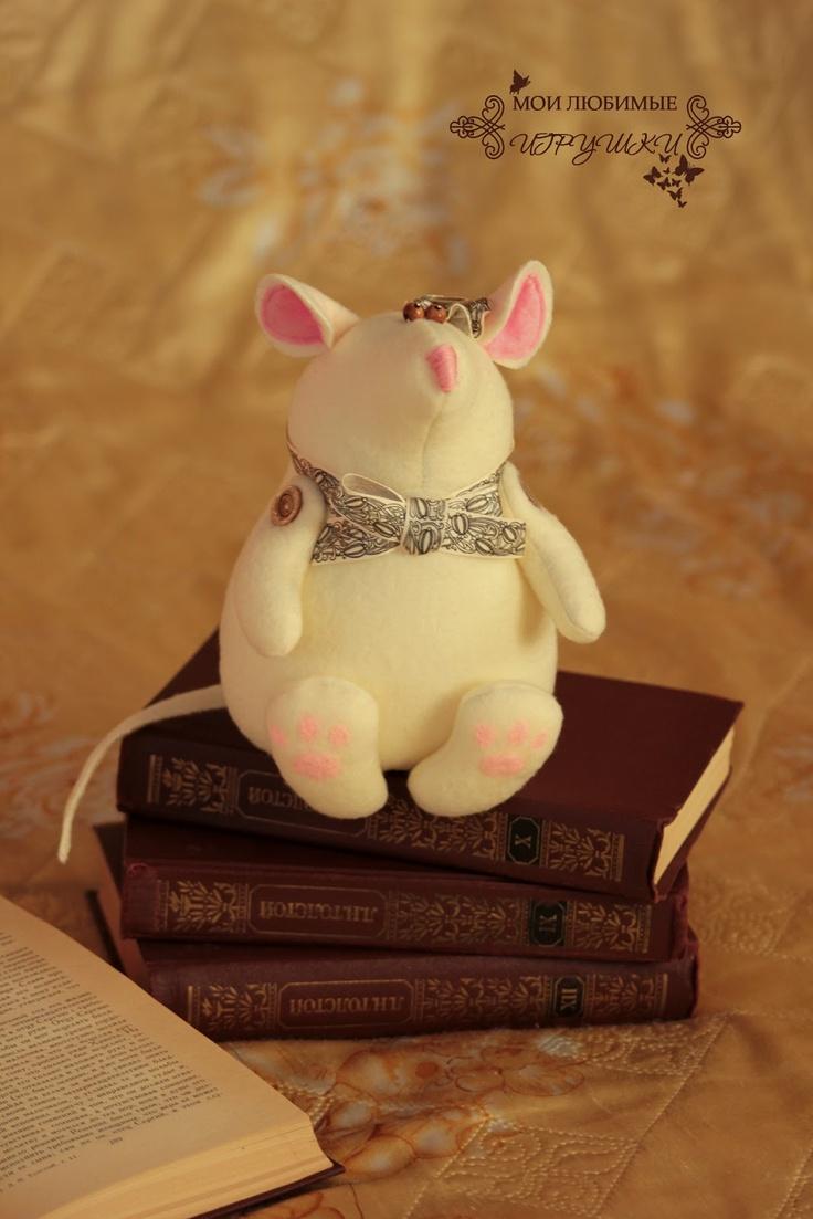 Мои любимые игрушки: Сливочная Мыша