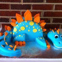 Dinosaur birthday cake birthday parties for boys pinterest