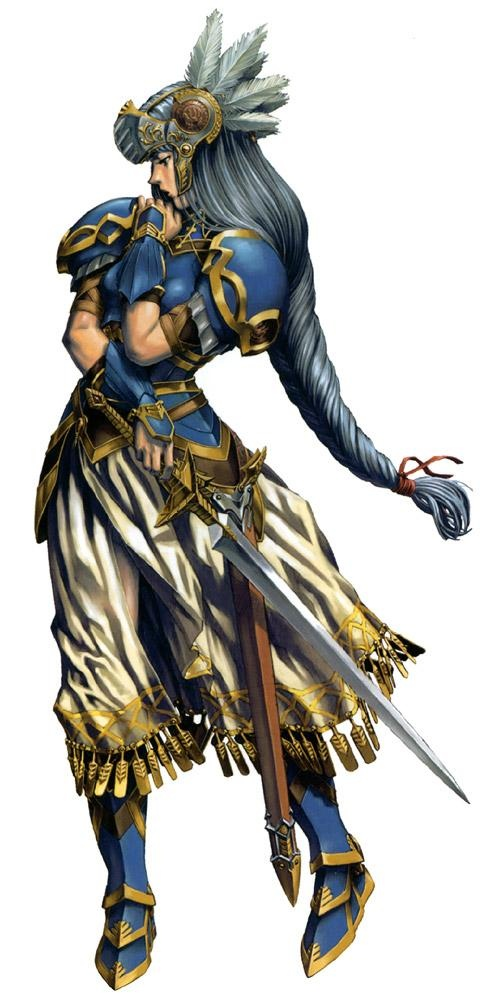 Lenneth Valkyrie from ...