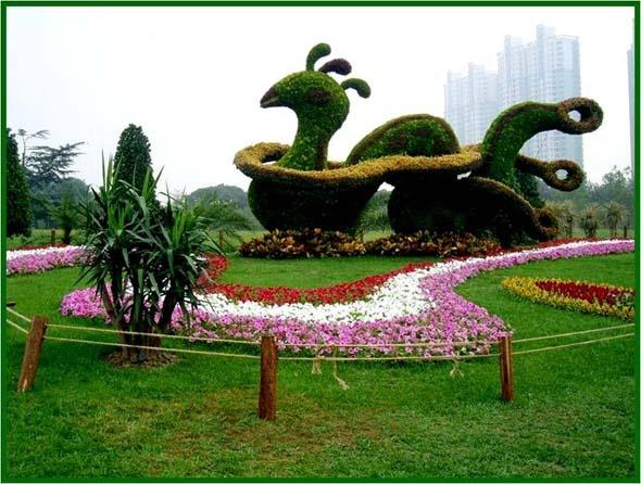 amazing gardens of the world bonsai topiary ikebana