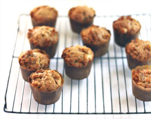 apple strudel muffins | baking: biscuits, muffins, scones, quick brea ...