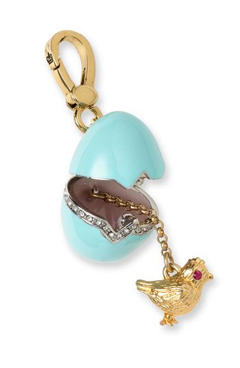 Juicy couture easter egg charm easter pinterest