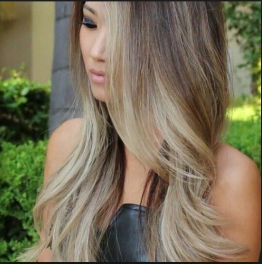 Pinned by Anaid PalaciosPinterest Hair Color Ombre