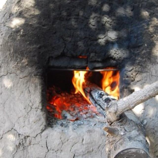 Horno de barro, Lonquen