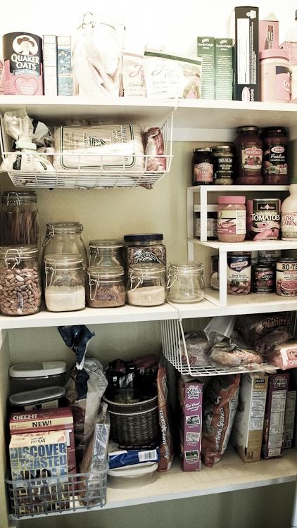 Ikea Pantry Storage Home Style Pinterest