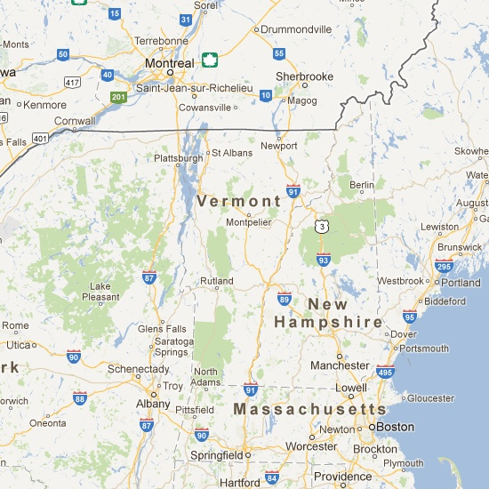 Vermont Covered Bridge Map  Road Trip  Pinterest