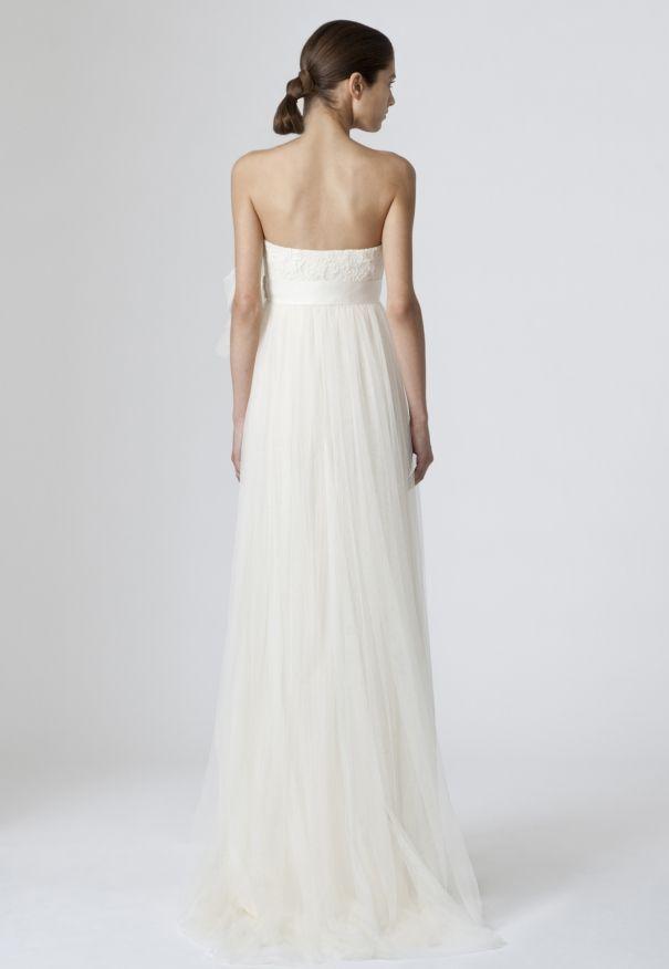 Robes de mariée Vera Wang  White  Pinterest