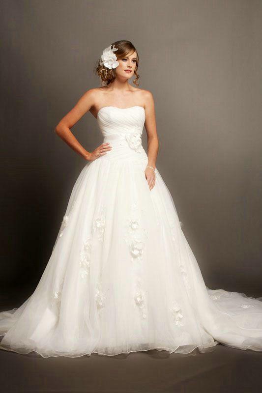 Wedding Dress Weddings Pinterest