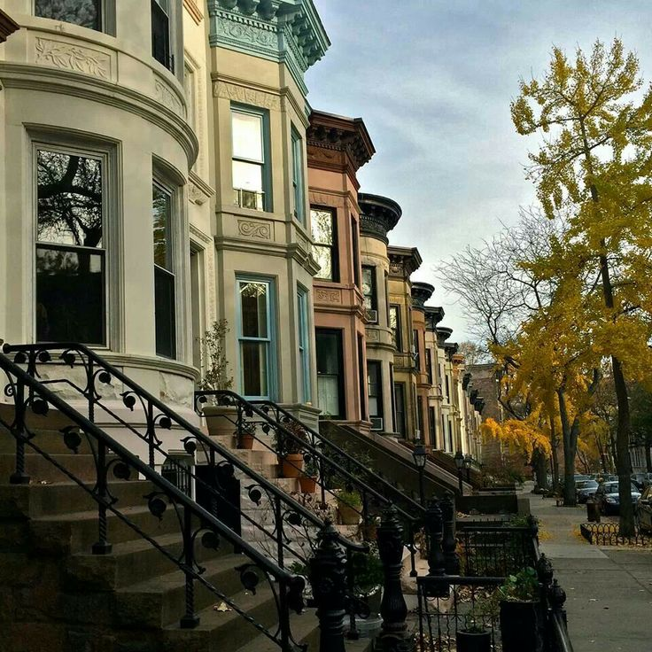 Brooklyn brownstones brownstones pinterest for Buying a house in brooklyn
